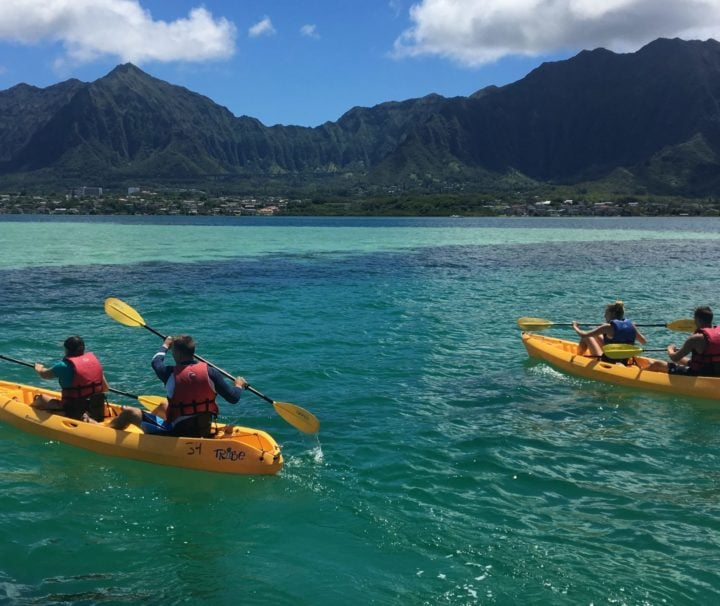 Kayak and Snorkel Rentals | The bay is your oyster | Waikiki Adventures
