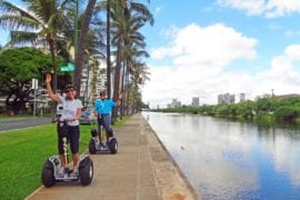 Moana Magic Hoverboard Tour | Fort DeRussy Beach | Waikiki Adventures