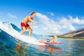 Maui Surfing Lessons| Maui surf lessons at best spots | Waikiki Adventures