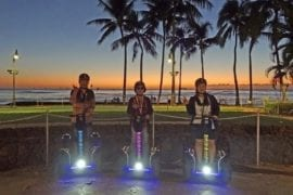 Waikiki Sunset Segway Tour