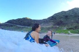 Body Boarding lessons