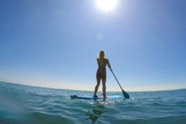 Oahu Stand Up Paddleboarding Lessons