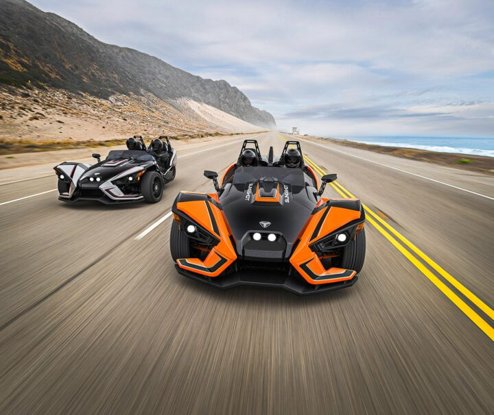 Polaris Slingshot Rental