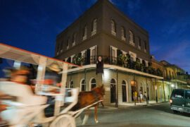 French Quarter Ghosts & Legends Tour