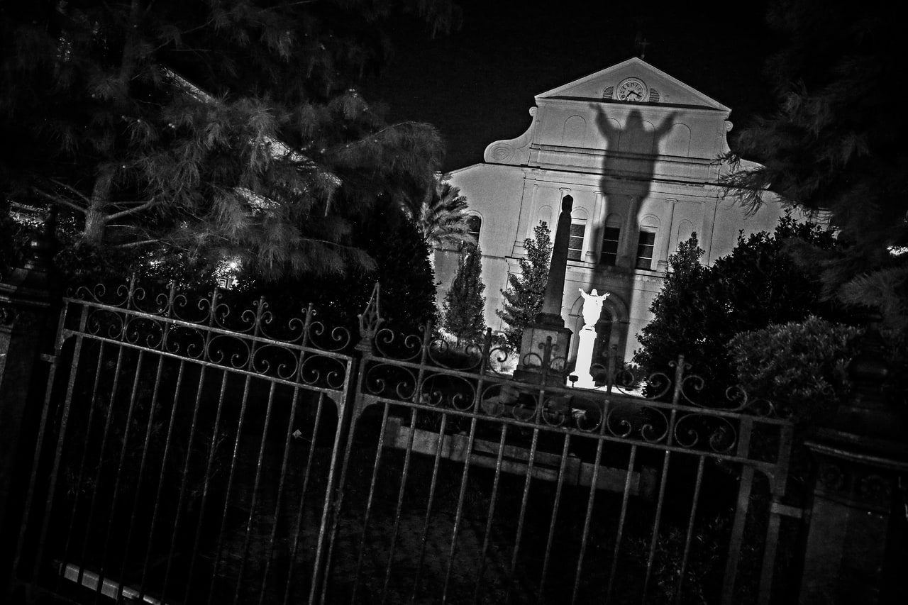 Ghosts of the French Quarter Tour