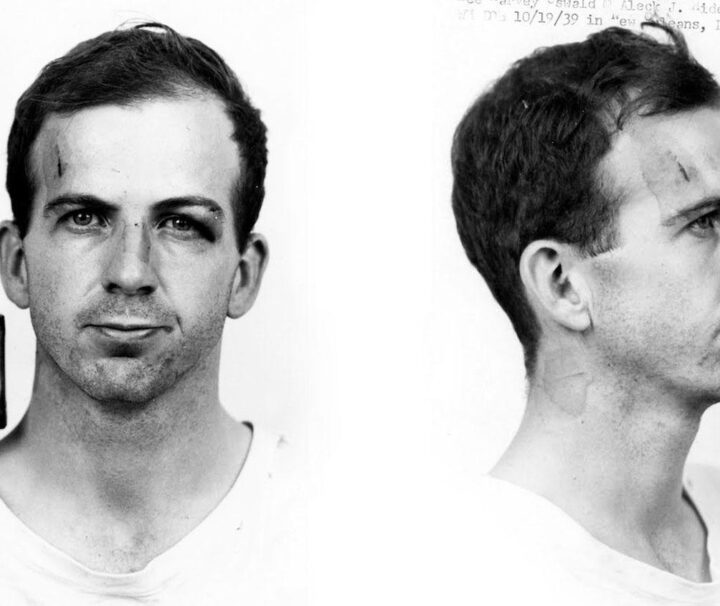 Lee Harvey Oswald and the JFK Conspiracy Tour