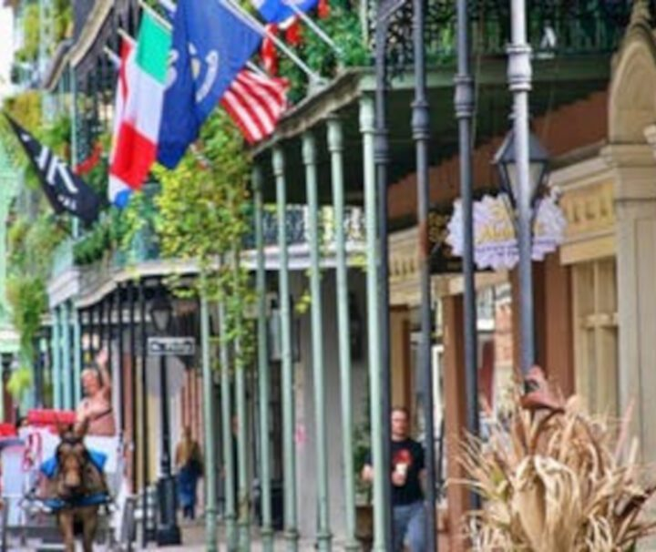Highlights of New Orleans Tour